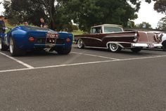 Australia's version of the Goodwood Revival, the Geelong Revival was on last weekend. It looked like a very cool event, here's a selection of images from Instagram using #geelongrevival