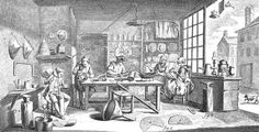TINSMITHS, 18th CENTURY Photograph by Granger - TINSMITHS, 18th CENTURY Fine Art Prints and Posters for Sale
