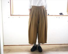 ナチュラルな洋服を簡単に作れる型紙販売 Harem Pants, Shopping, Fashion, Moda, Harem Trousers, Fashion Styles, Harlem Pants, Fashion Illustrations