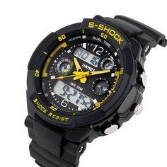 Men Military Wristwatch - Mopixie Store  | Mopixiestore.com