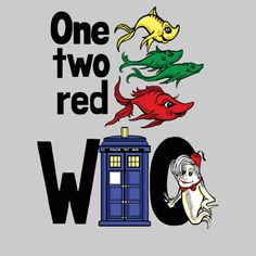 Doctor Who Fish
