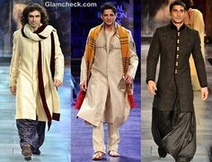 (Aristocratic man)   traditional suits for men durga puja 2012 indian festival