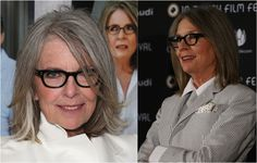 In this photo gallery, I show off 20 gorgeous medium-length hairstyles for women over 50 including long bobs, curly hair, waves and pin straight cuts.