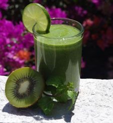 Smoothie Basics – How To Make A Delicious Green Smoothie