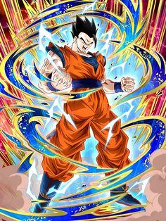 [Ultimate Power Potential] Ultimate Gohan/Dragon Ball Z: Dokkan Battle (Japanese Version)