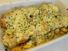 Bratkartoffelauflauf mit Schnitzel, ein sehr schönes Rezept aus der Kategorie Kartoffeln. Bewertungen: 176. Durchschnitt: Ø 4,4.