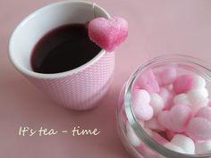 Zuckerherzen selber machen