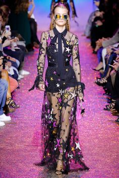 Elie Saab Spring 2017 Ready-to-Wear Fashion Show