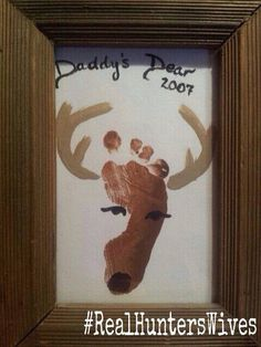 Image result for father's day crafts for hunters