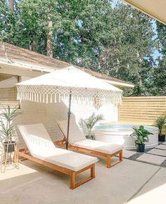 Stock Pools, Stock Tank Pool, Outdoor Spaces, Outdoor Living, Outdoor Pool Areas, Ideas De Piscina, Mini Piscina, Cheap Pool, Pool Landscape Design