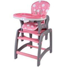 Scaun de masa multifunctional roz Kidscare Multifunctional, Furniture, Home Decor, Cots, Decoration Home, Room Decor, Home Furnishings, Home Interior Design, Home Decoration