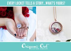 Remember your big day's memories by capturing them in a Living Locket!
