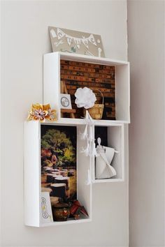 emuse: Shadow boxes