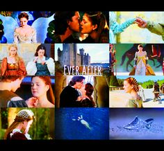One of my ultimate favorite movies-- EverAfter.  Well-done, great costumes and set, story is perfect.  :)