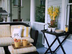 Curb Appeal Tips: Outdoor Living Spaces | FrontDoor.com