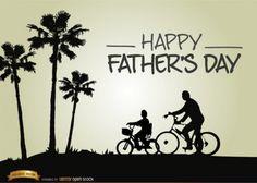 Vector gratis dia del padre