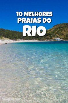 10 Melhores Praias do Rio de Janeiro: de Arraial do Cabo a Ilha Grande, passando pela cidade maravilha, conheça as melhores praias do Rio de Janeiro.