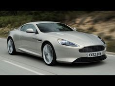 Aston Martin DB9 tested by www.autocar.co.uk - YouTube