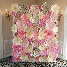 94 best paper flower diy videos images on pinterest giant paper thecraftysagannie shared a new photo on paper flowers diy mightylinksfo