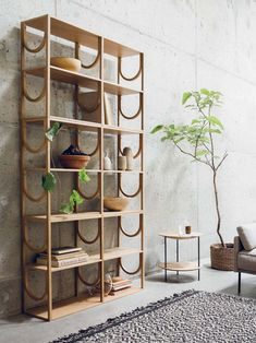Bookcase by Fogia