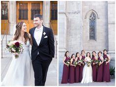 San Francisco Gallery 308 wedding bridal arty and bride and groom