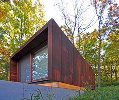 Estudio para un Compositor / Johnsen Schmaling Architects