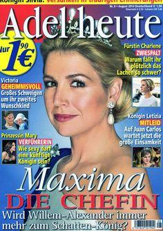 2014: Königin Maxima von Holland