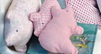 piglet template and instructions