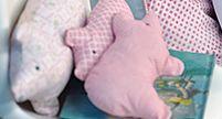 Anleitungen - Freebooks von Gütermann: Schweinchen, Kinderhosen, Schürzen, Kissen - Summer Love