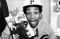Wiz Khalifa is one of my favorite rappers.