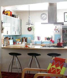 A Bright and Functional LA Kitchen Kitchen Spotlight