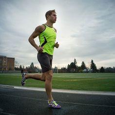Track & Field Athlete Nick Symmonds on Boise, Idaho