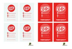FREE Kit Kat Printable by Persnickety Prints