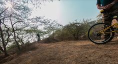 For the adventurous, there's a lot to explore on the bike trail! http://www.vivantabytaj.com/surajkund #Bicycle #Cycling #Surajkund