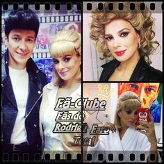 de dia 16 de junho especial dia do namorados o Melhor do Brasil Dança gatinho Vera viel e Rodrigo Faro 17:45 não perca !!!