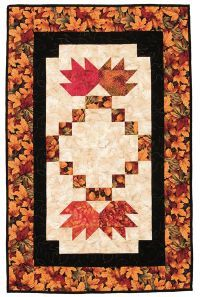 Martingale - Leaf Chain Table Topper and Runners ePattern