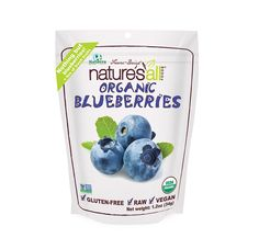 Natierra Nature's All Foods Freeze-Dried Blueberries ** Find out more about the great product at the image link.