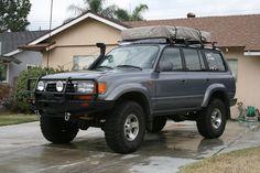 1997 FZJ80