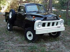 Studebaker Truck with NAPCO 4x4 Conversion