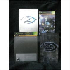 Halo 2 Limited Edition Steelbook - Xbox - Complete 805529884236 on eBid United States