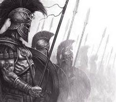Risultato immagine per Spartan Warrior Drawings