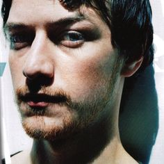 James Mc Avoy.  Love!