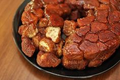 Perfect Christmas morning monkey bread- Pioneer Woman