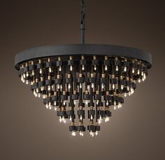 All Ceiling Lighting Chandeliers, Ring Chandelier, Modern Chandelier, Pendant Lamp, Pendant Lighting, Interior Lighting, Home Lighting, Lighting Design, Restoration Hardware Lighting