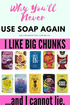 Why You'll Never Use Bar Soap Again