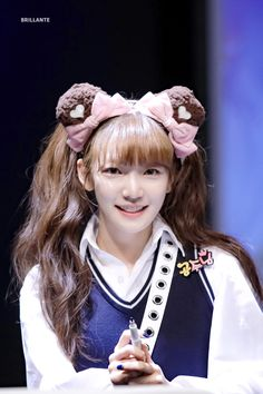 South Korean Girls, Korean Girl Groups, Girl With Pigtails, Dragon Family, Up To The Sky, Yuehua Entertainment, Korean Bands, Debut Album, New Girl