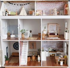 The most beautiful dolls house EVER by Little Linzi