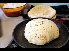 Tavada Lavaş Ekmek Tarifi - YouTube