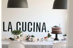 Dino Party oder: Die dramatischste Kuchenrettung seit Bestehen dieses Blogs | Verlockendes...