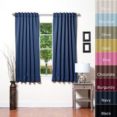 These are the curtains I ordered